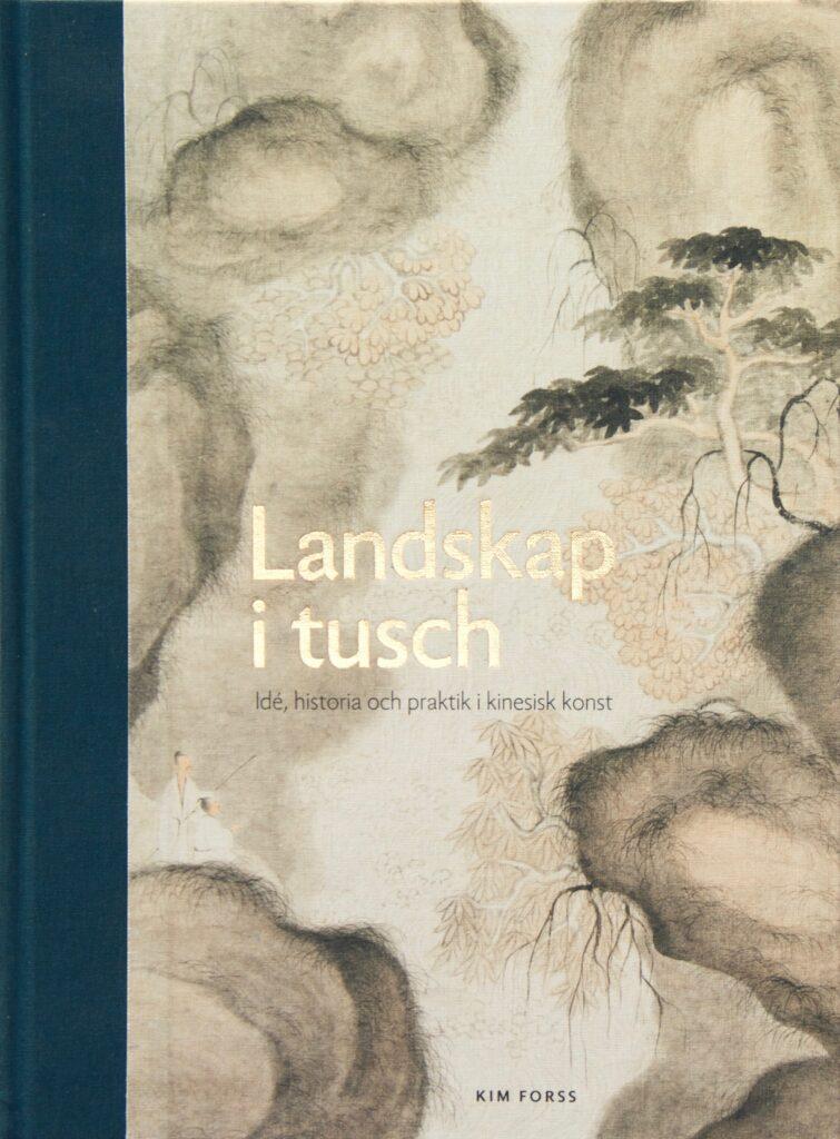 Landskap i tusch - Kim Forss